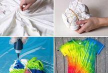 Tie Dyeing, Batik