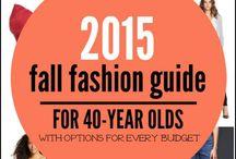 Fashion for 40 plus