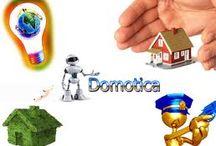 Domotica  / La Domotica rende la vita più semplice e funzionale, grazie all'utilizzo di un'unica tecnologia impiantistica che si applica in qualsiasi contesto abitativo e terziario con soluzioni evolute in termini di comfort, sicurezza, risparmio energetico, multimedialità e controllo locale o a distanza.