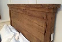 Oak Bedhead