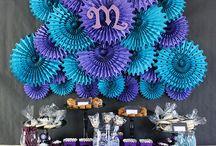 Party ideas / by Michelle Metzgar