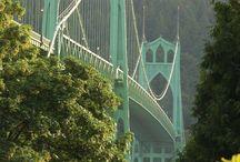 Portland travel spots / by Shannon Coronado