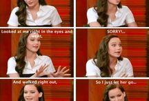 Jennifer Lawrence is awesome