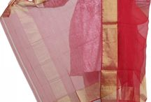 Alluring Elegance / Marvelously Crafted Silk-Cotton from Maheswar