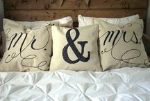 Crafts-Pillows / by Brenda Mulhausen