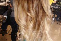 Nature hairstyles