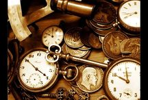 The Key To Time.. / Keys and time pieces..... / by Rhoda Gardner