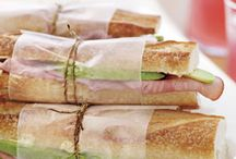 Sammiches, Salads & Soup / Sandwich, salad, and soup recipes. / by Cherie Williams