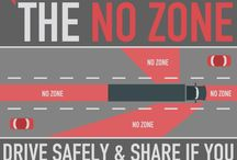 Safety on the Road / Important safety points trucking and those sharing the road with trucks.