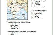 IndiaWorksheets