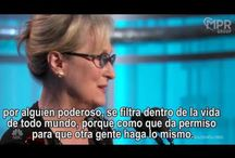 Meryl Streep ....