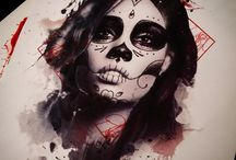 SakeTattooCrew / Artworks And Tattoos From Our Artists