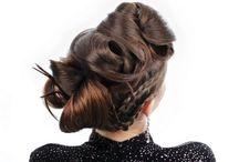 Frisuren / Hochsteckfrisuren