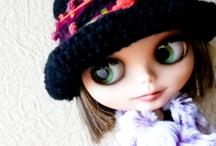 "My Custom Blythe Doll ""Amanda"" / by Naoko Yoshioka"