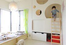 Furniture / プラスエム・アーキテクツの事例から、造作家具の画像を集めました