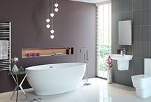Bathrooms 2015 / Immerse yourself in deluxe design... For every budget, every space and every taste - choose from traditional, classic or contemporary styles to create your perfect bathroom.  / by Homebase