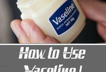 How to use Vaseline
