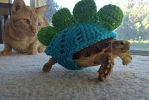 Crochet & Knitting / by Magda Slone