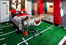 Ideas for TJs Room / by Janna Coppage