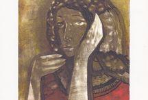 Рисунки Виктора Грибова / рисунки карандашом ,пером,шариковой ручкой и др.