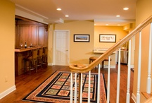 Basements / by JMC Home Improvements