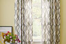 Curtains  / by Erin Ingram