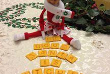 Elf on a Shelf :)