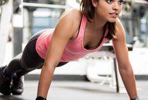 Fitness exercises / Fitness