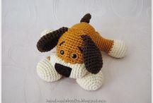Hand made / Crochet, knitting, sewing