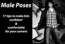 Male Modelling Tips
