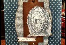Cards-Stampin-up / by Elwanda Edens