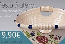 PROMOCIONES ARTCERINOVA / Artcerinova, productos artesanales elaborados en la Región de #Murcia. #artesania #cerámica #innovación #promociones