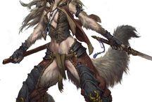 Beast Folk Clan