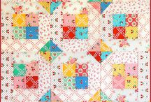 Sewing: Quilt patterns and designs