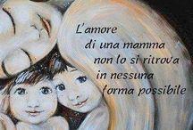 Mamma e figli frasi