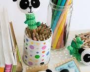 Pencil Covers Amigurumis