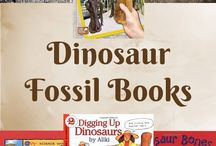 Books: Dinosaurs and Fossils