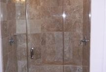 Complete Bath Remodeling / We are dedicated to delivering the best of services to all our clients. Whether it is remodeling the bathroom – from demolishing the existing bath space to building a new bathroom from scratch – or renovating parts of the bath area or simply bathroom cabinet refacing to give your bath area a brand new look, Trademark Construction can take care of it all.