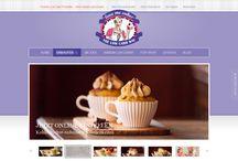 Projektscreens lovemecakes.de / Mai 2014: comvos realisiert den Online-Shop für frische Low Carb Produkte lovemecakes.de