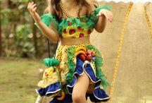Fantasia De Carnaval Criança