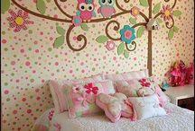 Allison's room