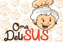 Oma DeliSUS / Sweet & Lekker Cream Puffs Store