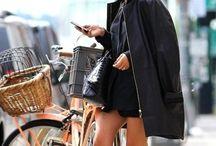 Street style babe...
