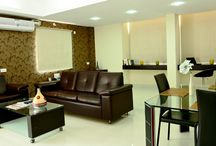Serviced Apartments in Gachibowli / Serviced Apartments in Gachibowli provide the best option of staying for short-term visitors as well as people looking for extended stays.