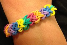 Rainbow loom for Ciera / by Amy Sterrett