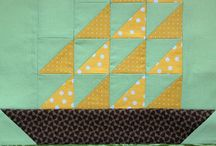 Quilting with Betty