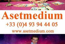 Voyance / Cabinet ASETMEDIUM