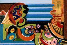 Appunti di viaggio / Capraia, Primavera 1991. Nell'isola di Capraia, Laura Caramelli dipige ciò che osserva, sull'onda dei sentimenti ...  Questo è il suo primo appunto di viaggio.