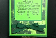 St.Patrick's day cards / by Chris Ryun