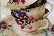 Collecting: Tea Cups